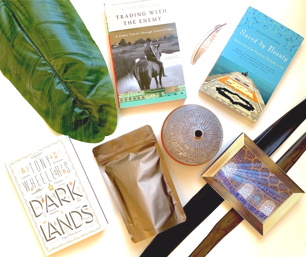 The Wordy Traveller Book Subscription Box