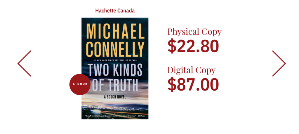 Two Kinds of Truth Physical Versus Library Digital
