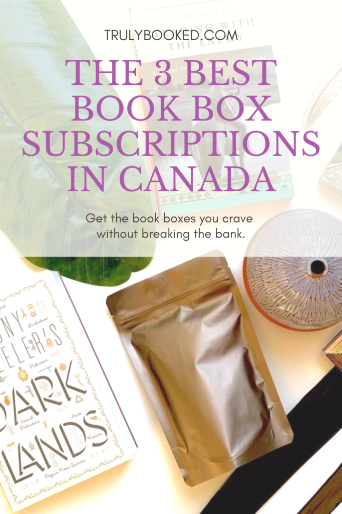 The 3 Best Book Box Subscriptions In Canada