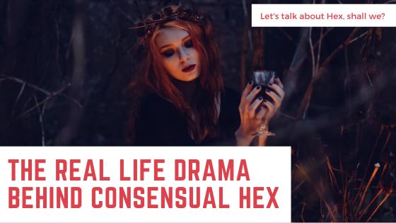 Consensual Hex Real Life Drama