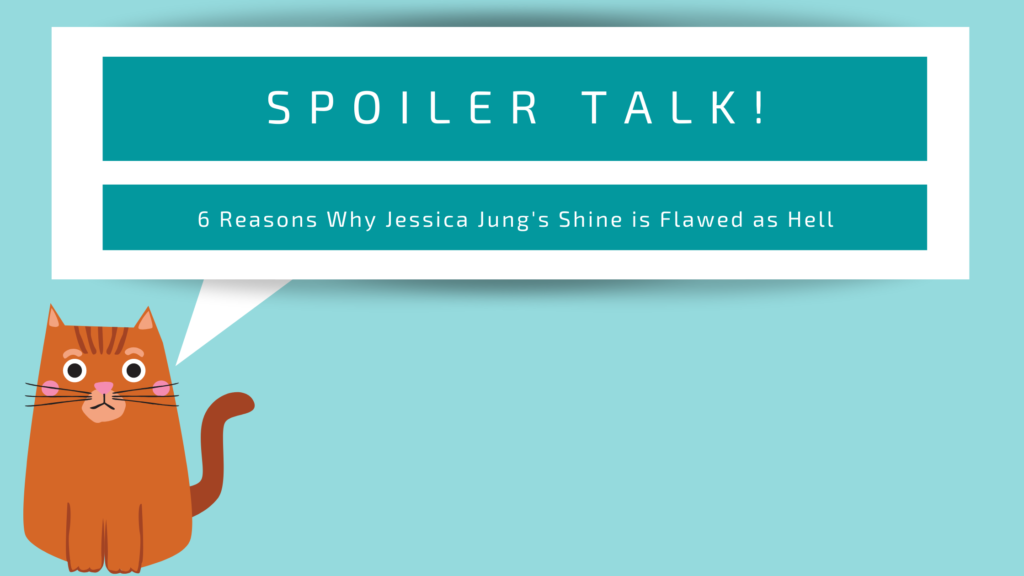 6 Reasons Why Jessica Jung's Shine is Flawed as Hell