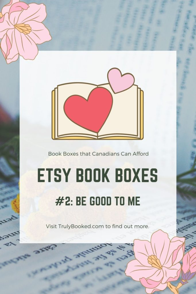 Be Good to Me Bookbox Review