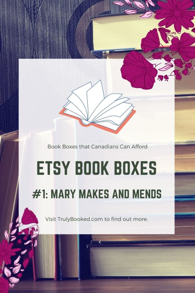 Mary Makes and Mends Book Box Review